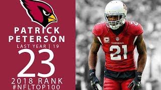 #23: Patrick Peterson (CB, Cardinals) | Top 100 Players of 2018 | NFL
