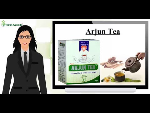 Arjun Tea - Amazing Herbal Remedy for Heart Care and Health Benefits