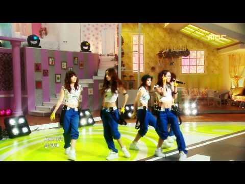 KARA - Mister, 카라 - 미스터, Music Core 20090815