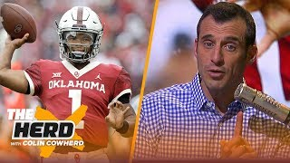 Doug Gottlieb: It's a no-brainer for Kyler Murray to choose the NFL over the MLB   CFB   THE HERD