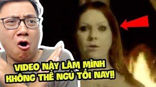 VIDEO KINH DỊ ÁM ẢNH KHÓ HIỂU TRÊN YOUTUBE!! (Sơn Đù Vlog Reaction)