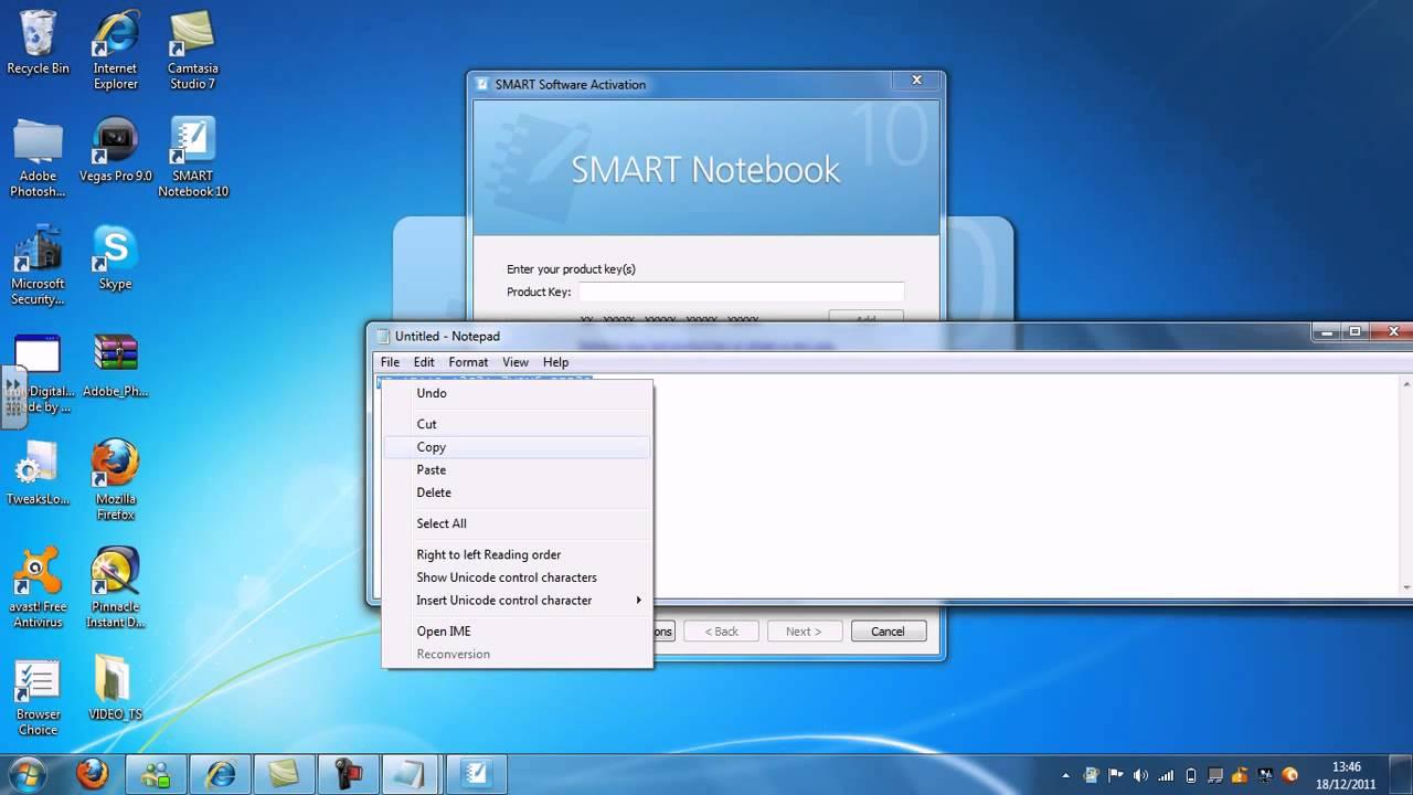 Gratis Smart Notebook Downloaden