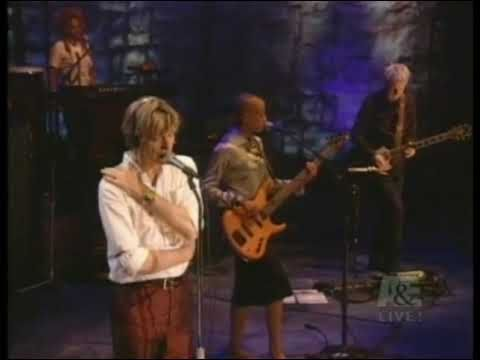 David Bowie - LET'S DANCE - Live By Request 2002 - HQ