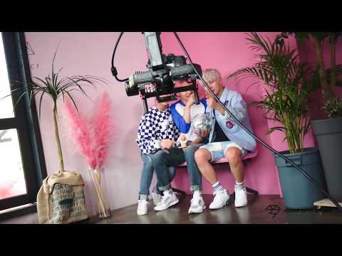 [BLANC7] 블랑세븐-MV, 자켓 현장 BEHIND