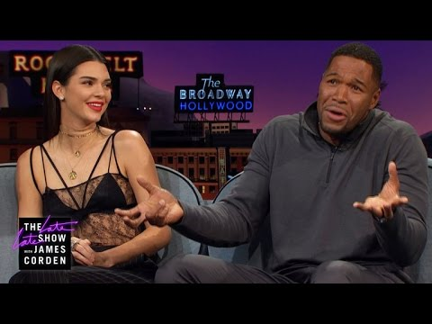 Tattoos and Phobias w/ Michael Strahan & Kendall Jenner