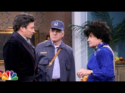 Tensions with Martin Short and Steve Martin