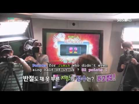 [BTS] Bangtan Boys fanboys over Big Bang