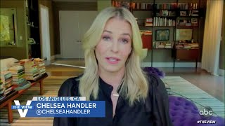 Chelsea Handler on Stand-Up Special 'Evolution' & Call With 50 Cent About Supporting Trump