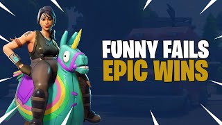 FORTNITE FAILS & Epic Wins (Fortnite Funny Moments) #77