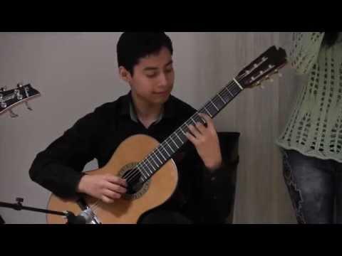 Cuando llora mi guitarra