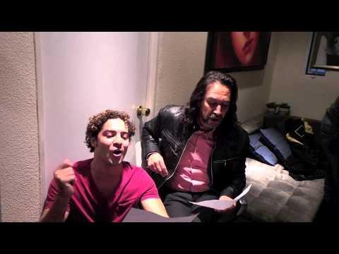 Marco Antonio Solís ft. David Bisbal cantando