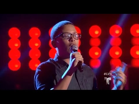 La Voz Kids   Franser Pazos canta 'Creo en Mi' en La Voz Kids