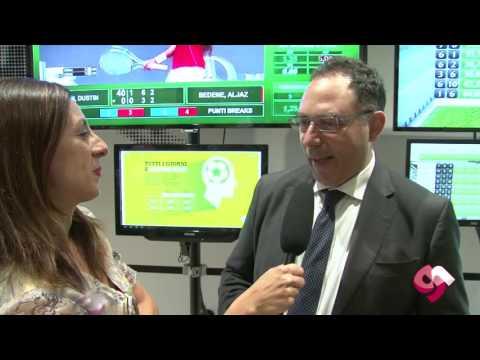 Intervista a Fabrizio Virtuani (Ad di Lottomatica Scommesse)