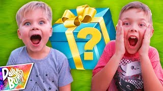 HUGE BIRTHDAY PRESENT SURPRISE FOR OUR COUSINS!