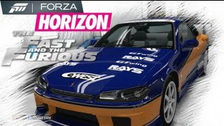 Forza Horizon - Ep.#3 -Operation The Fast And The Furious:The Mona Lisa Tutorial