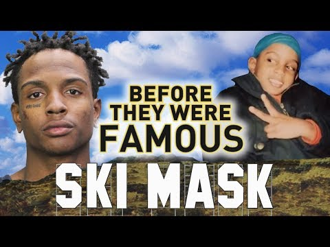 SKI MASK THE SLUMP GOD - Before They Were Famous - Catch Me Outside