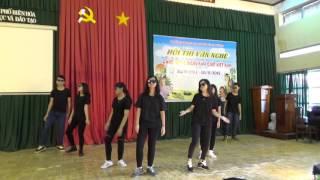 [Văn nghệ 20-11-2015] Lớp 9.2 Nhảy hiện đại