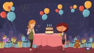 Happy Birthday Maya !
