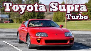 1994 Toyota Supra Turbo: Regular Car Reviews