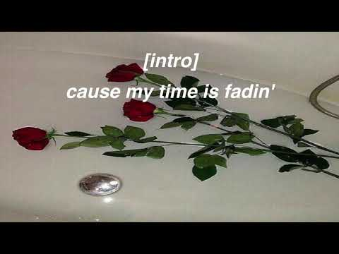 ♥︎ lil peep - october ♥︎ (lyrics)
