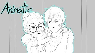 God's Gonna Kill You With a Train   The Adventure Zone Animatic