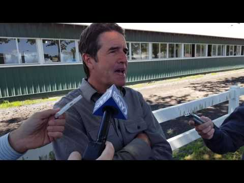 Belmont Stakes: Keith Desormeaux on Exaggerator