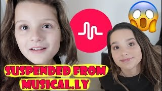 Suspended From Musical.ly! 😱 (WK 355.5)   Bratayley