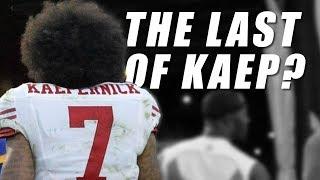 Colin Kaepernick: Talent vs Controversy