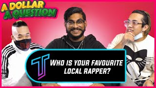 'The Best Local Rapper Is' - Razeem