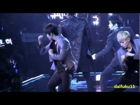 [HD][FANCAM]120414 SS4 Shanghai - 太完美(Perfection)- Donghae focus