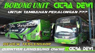 Po. Haryanto Beli Bis Citra Dewi, Untuk Tambahan Pekalongan ???
