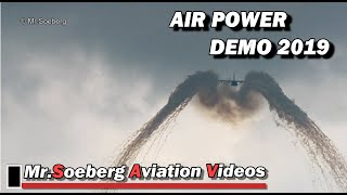 AIRPOWER DEMO 2019, Volkel Openday