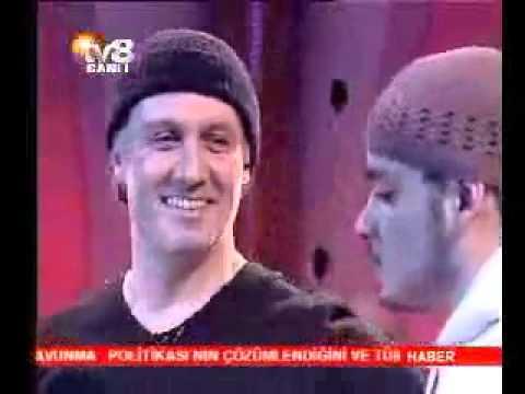 Ceza,Fuat,Dj Mic Check (sagopa kajmer) Tv 8 Canlı Yayın Part 1 (2003)