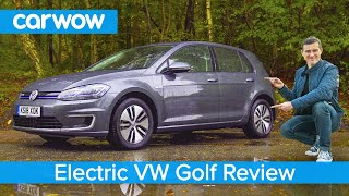 Volkswagen e-Golf 2020 review - is this now the best value electric car?