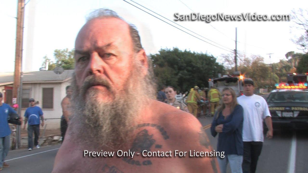 Peckerwoods Confront Cameraman At Mc Crash Lakeside Youtube