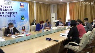 Дума Артема провела первое заседание в новом году