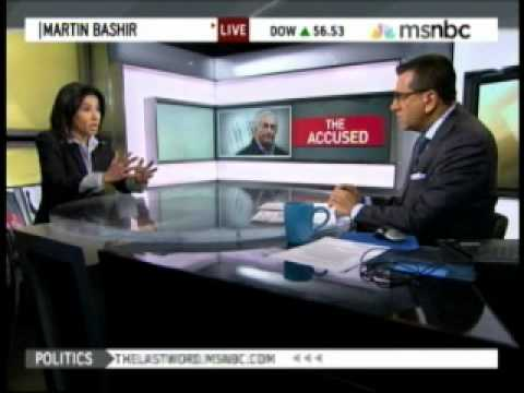 Jami Floyd on Martin Bashir May 18 2011