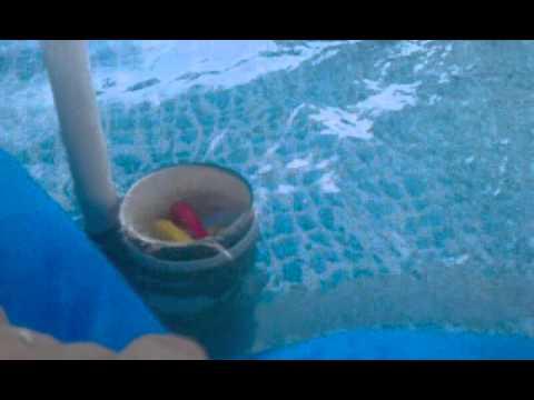 Home Made Skimmer Youtube