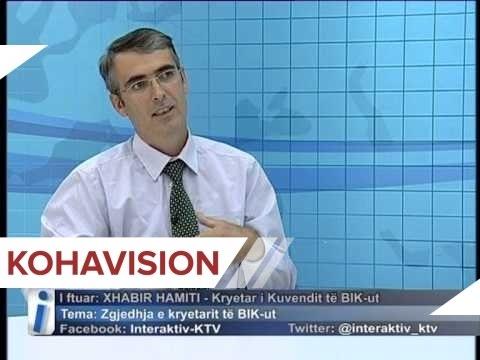 INTERAKTIV XHABIR HAMITI 19.08.2013