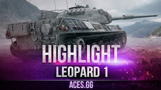 Картонка тоже может! Leopard 1