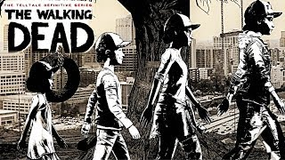 "The Walking Dead: ""The Telltale Series"" Remastered Announced! (Skybound Games)"