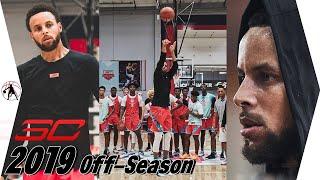 【バスケ】NBAの色男!ステフィン・カリーの2019オフシーズン・ワークアウト