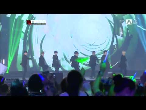 Super Junior(슈퍼주니어) - Sexy, Free & Single @ MAMA 2012