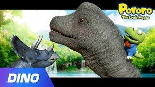 Pororo and Dinosaur Friends   Dinosaur songs   Kids Pop   Pororo Dino world