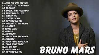 Bruno Mars Love Songs 2017   Bruno Mars Greatest Hits Cover   Best Songs Of Bruno Mars