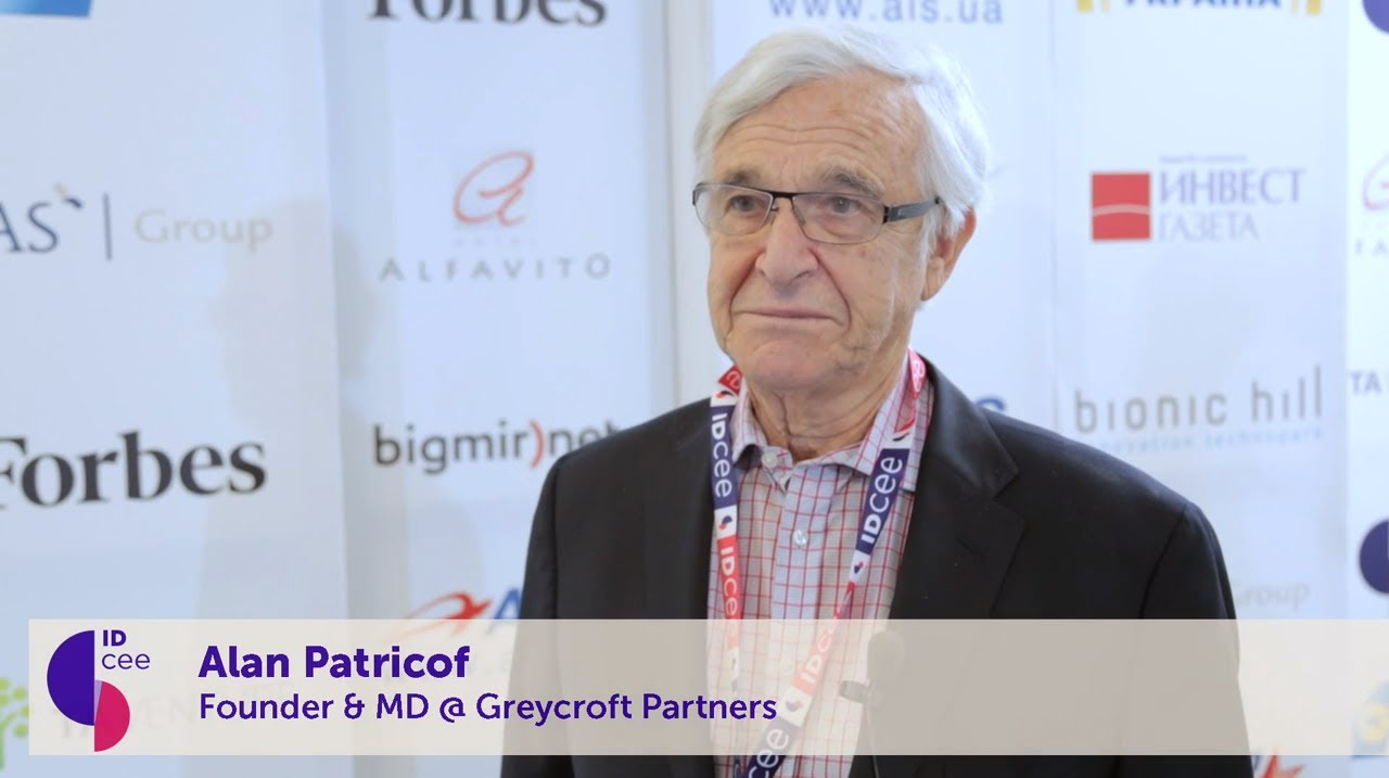 IDCEE 2013: Official Interview with Alan Patricof