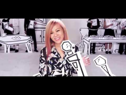 蔡健雅 Tanya Chua - 【被馴服的象】[Official Music Video]完整放映