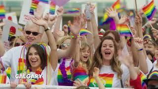 Celebrating Pride All Around the World