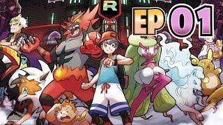 Return To Alola! - Team Rainbow Rocket - Episode 1