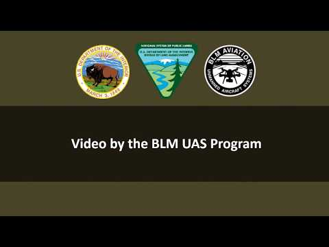 Video courtesy of the US Department of the Interior, the Bureau of Land Management, and the Oregon Department of Forestry.